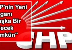 Umut CHP'de Umuda Güç Verelim
